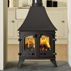 Yeoman Double Sided Stoves