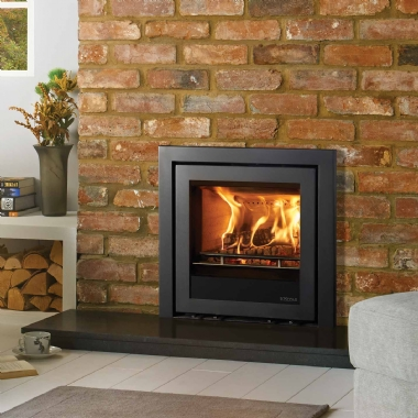Stovax Elise 540 Steel Inset Cassette Stove
