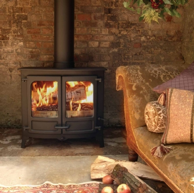 Charnwood Island 3 Blu Wood Burning Stove