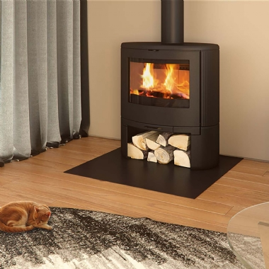 Dovre Bow Woodburning Tablet Stand Stove