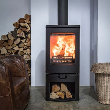 Charnwood Arc 7 Low Multi Fuel Stove