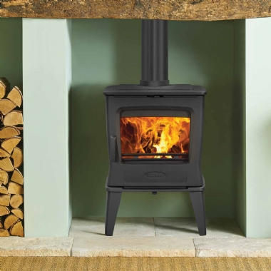 Dovre Tai 35 Woodburning Cast Iron Stove