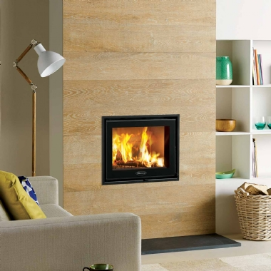 Dovre Zen 100 Single Sided Woodburning Inset Stove