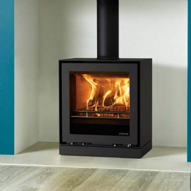 Stovax Elise 540 Steel Multi Fuel Wood Burning Freestanding Stove