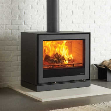 Stovax Elise 680 Steel Multi Fuel Wood Burning Freestanding Stove