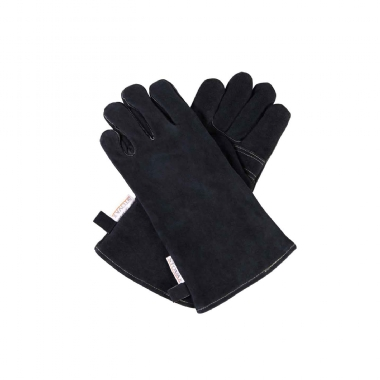 Stovax Leather Gloves