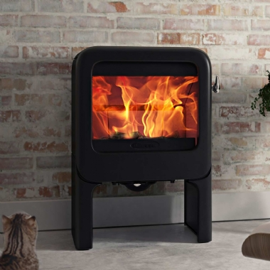 Dovre Rock 350 Tablet Stand Woodburning Stove