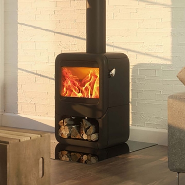 Dovre Rock 350 Woodburning Log Store Stove