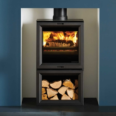 Stovax View 5 Midline Multi fuel Wood Burning Stove