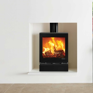 Stovax Riva Vision Medium Eco Stove