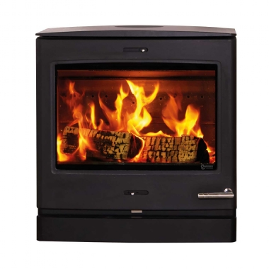 Yeoman CL5 Wide 5kw Wood Burning Multi Fuel Stove