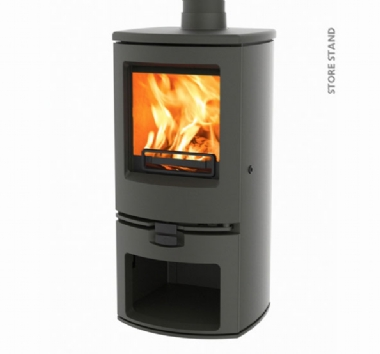 Charnwood Arc Store Stand Multi Fuel Stove