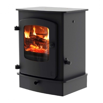 Charnwood Cove 1SR Low Stand Multi Fuel Defra Stove