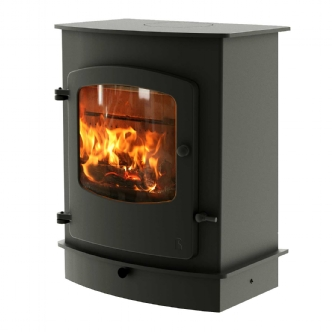 Charnwood Cove 2B Low Stand Multi Fuel Boiler Stove