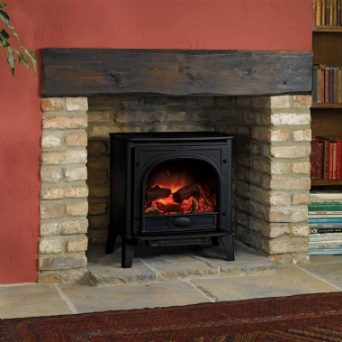 Gazco Electric Medium Stockton Stove