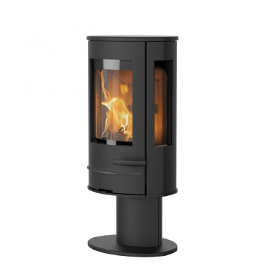 Lotus Liva 7 Pedestal Wood Burning Stove