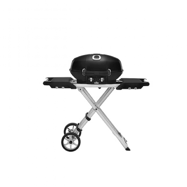 Napoleon TravelQ PRO285 Gas BBQ Grill with Scissor Cart