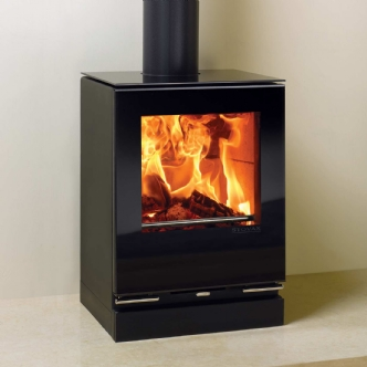 Stovax Riva Vision Small Eco Wood Burning Stove