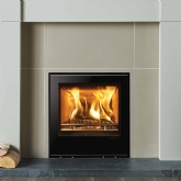 Stovax Elise 540 Glass Inset Cassette Stove