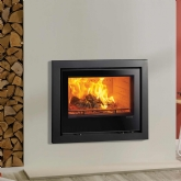 Stovax Elise 680 Glass inset Cassette Wood Burning Stove