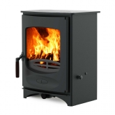 Charnwood C-Four Black Multi Fuel Stove