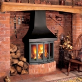 Dovre 2400CB Freestanding Woodburning Fireplace Stove