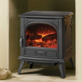 Dovre 280 Electric Cast Iron Stove