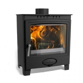 Arada Aarrow Ecoburn Plus 5 Widescreen Multifuel Stove