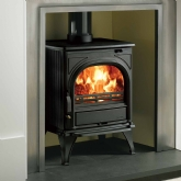 Stovax Huntingdon 25 Clear Door Multi Fuel Stove