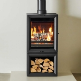 Stovax View 5T Midline Mk3 Multi Fuel Wood Burning Stove