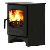 Charnwood C-Five Black Wood Burning Stove