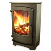 Charnwood Cove 3 Low Arch Stand Multi Fuel Stove