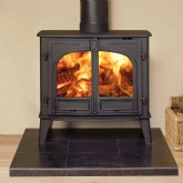 Stovax Stockton 11 Double Door  Stove