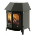 Charnwood Country 12 Multi Fuel Stove with Canopy Top