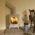 Charnwood Country 4 Almond Multi Fuel Stove