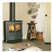Charnwood Country 16B Gunmetal Wood Burning Boiler Stove