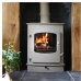 Charnwood Cove 2B Almond Low Stand Multi Fuel Boiler Stove