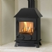 Yeoman Exmoor Gas Stove Low Canopy