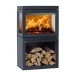 Jotul F520 Wood Burning Defra Stove