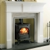 Stovax Huntingdon 25 Clear Door Cast Iron Stove