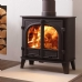Stovax Stockton 5 Wide Double Door Wood Burning Stove