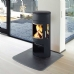 Westfire Uniq 16 Woodburning Black Stove