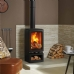 Stovax Vogue Small T Wood Burning Stove Midline Base