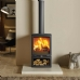 Stovax Vogue Medium Midline Base Wood Burning Stove