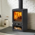 Stovax Vogue Small Wood Burning Stove Midline Base