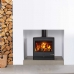 Yeoman CL5 Wide Wood Burning Multi Fuel Stove