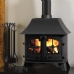 Yeoman County Canopy Double Door Stove