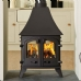 Yeoman Double Sided Stove