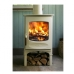 Charnwood C-Four Store Stand Almond Multi Fuel Wood Burning Stove