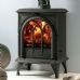 Stovax Huntingdon 28 Tracery Door Multi Fuel Stove